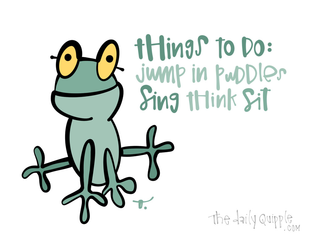 Keeping the To Do List Simple | The Daily Quipple