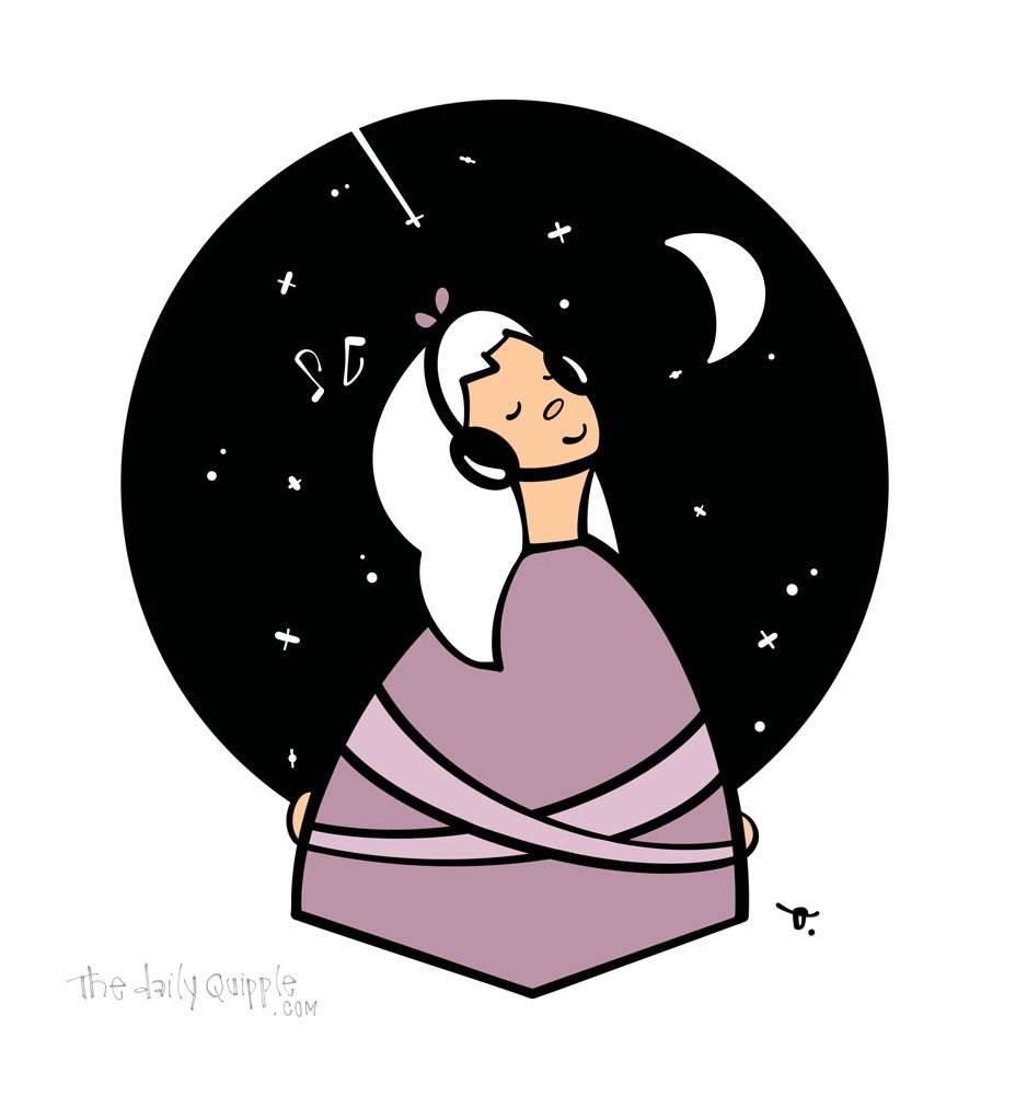 Moon Music | The Daily Quipple
