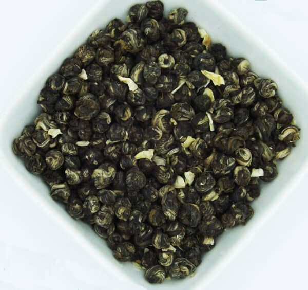 Loose leaf Jasmine Pearls