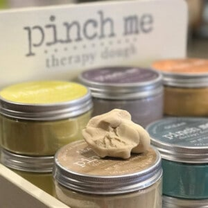 Pinch Me Therapy Dough Display