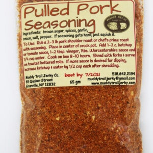 Pulled Pork Seasoning