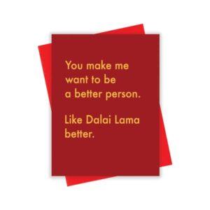 Dali Llama better
