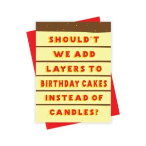Layers vs Candles