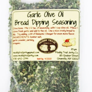 Garlic Olive Oil Bread Dipping Seasoning
