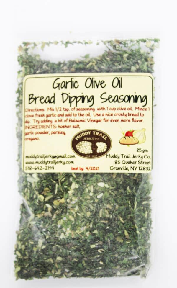 Garlic Olive Oil Bread Dipping Seasoning