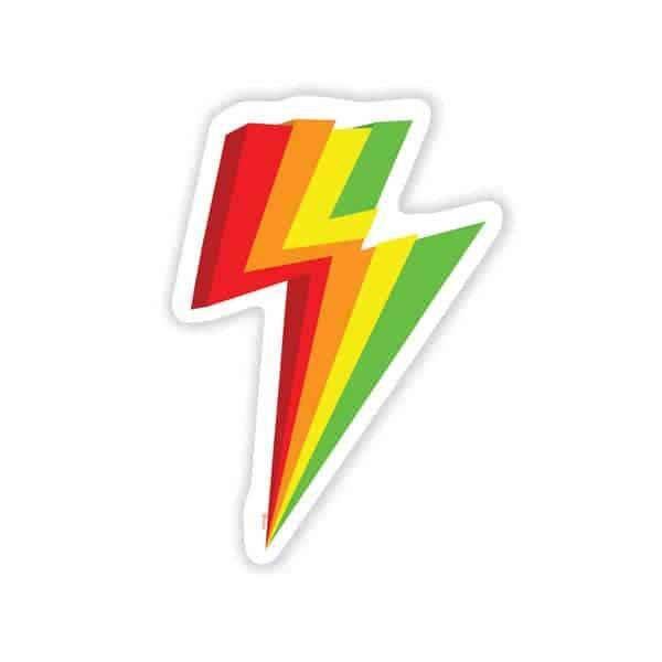 Rainbolt Sticker