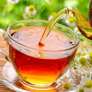 CO2 Decaffeinated Tea