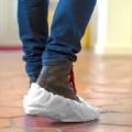 Cubre zapatos