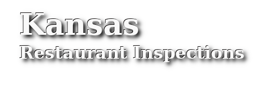 Kansas Restaurant Inspections