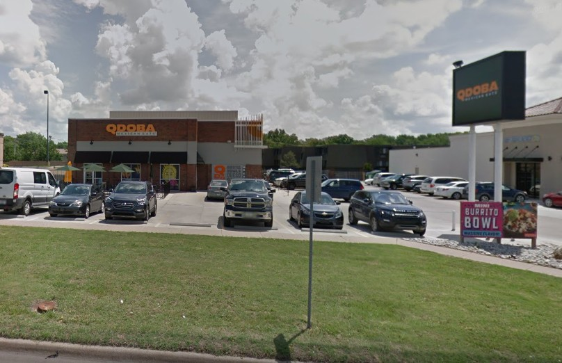 Live roaches killed during state inspection at Qdoba Mexican Easts in Wichita