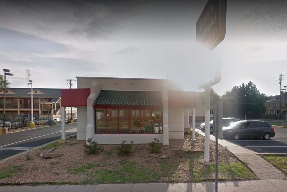 """Wichita's Tuta's Teriyaki did not cease operations, """"49 live roaches (adult and nymph roaches) were observed"""" 7 violations"""