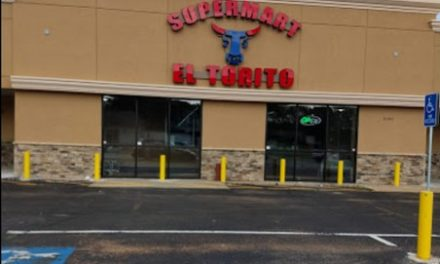 Topeka SuperMart El Torito fails inspection; 13 violations, commercial slicer was stored as clean with dried on food debris on the food contact surface