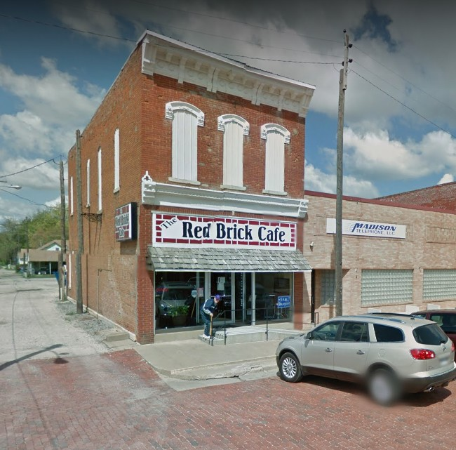 Red Brick Cafe in Madison bumbles restaurant inspection; Sticky traps with 4 live cockroaches, no scheduled service with a licensed pest control company