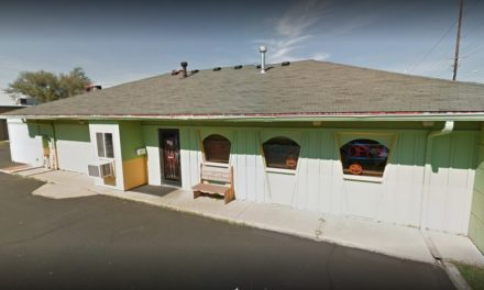 El Azteca Mexican Restaurant in Haysville; Employee touching face nose and phone and not washing hands, No soap at kitchen hand washing sink
