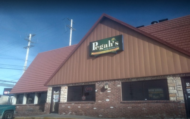 "8 violations; Pegahs Family Restaurant in Mission blunders inspection; Employee washed hands without soap, ""Clean""meat slicer had food debris dried on the motor housing and carriage"