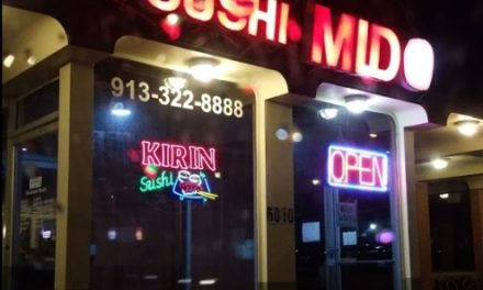Sushi Mido in Shawnee blunders inspection; 11 violations, Approximately 75% of all ceramic plates, stored as clean, have chips or breaks in them