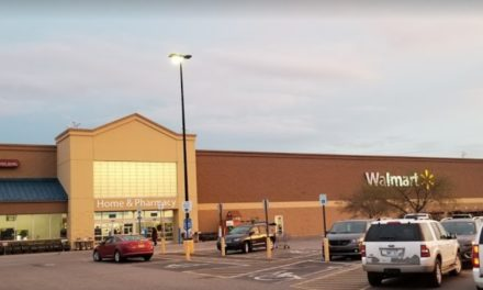 Complaint sends inspectors to Walmart in Wichita; About ten old rodent droppings observed during the inspection- in the bread aisle, in the water aisle