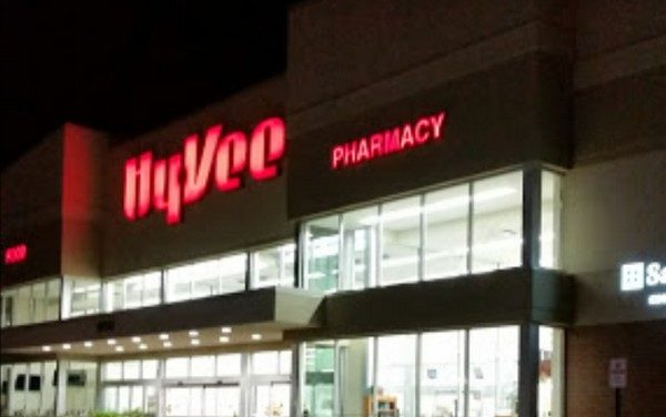 Mission Hy-Vee fouls 4th inspection in 2 years following complaint; 13 violations, chemicals stored directly on top of a box of gloves used for foodservice, cleaner stored next to and in contact with an open container of teriyaki glaze