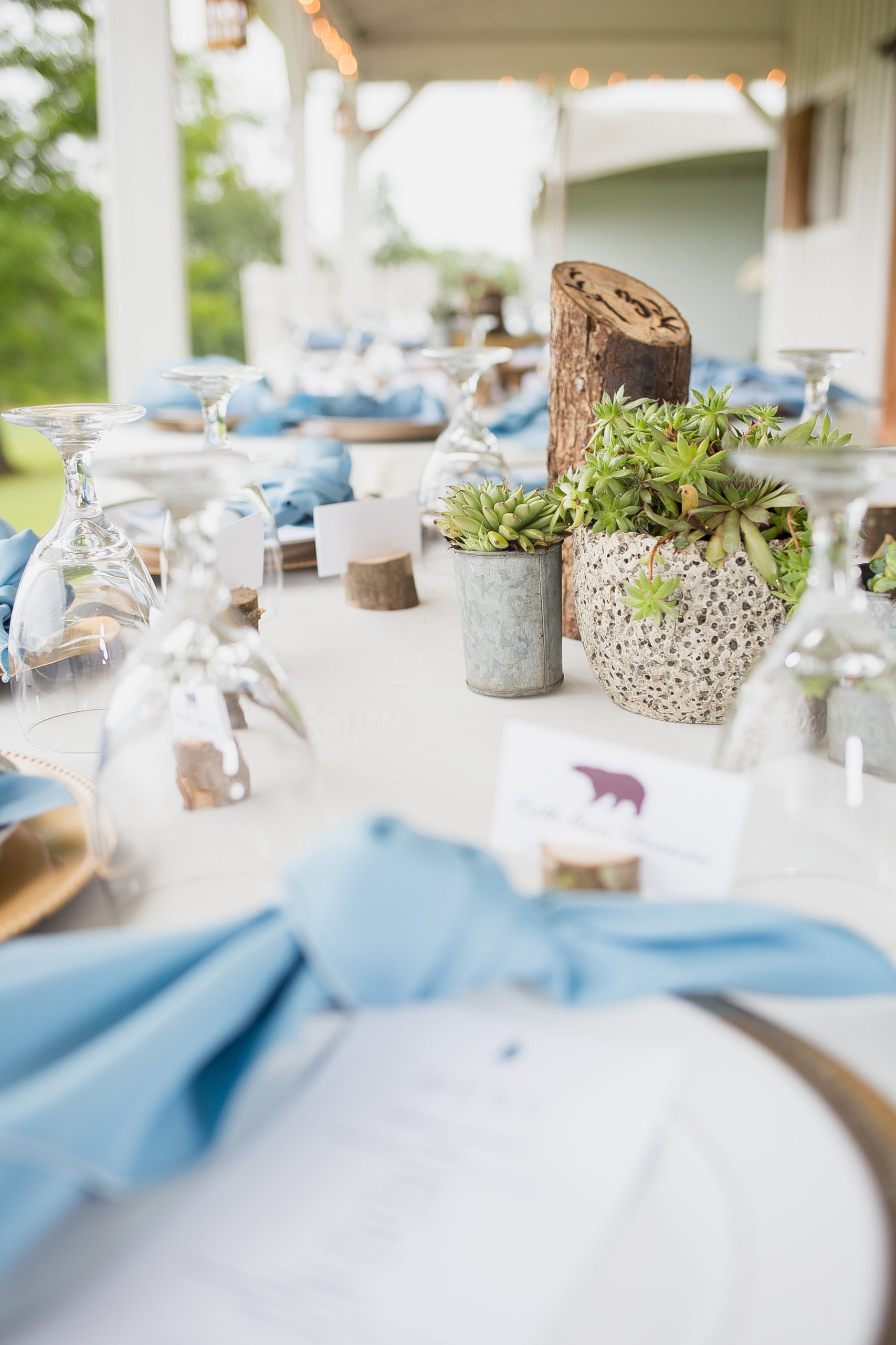 Rustic Meets Classic Mountain Inspired Wedding