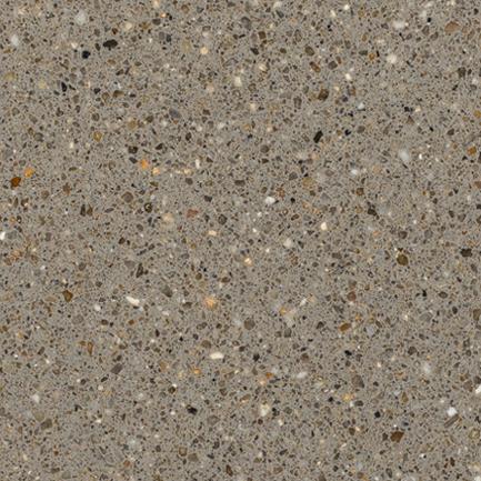 Pebble Light Grey 125 quartz