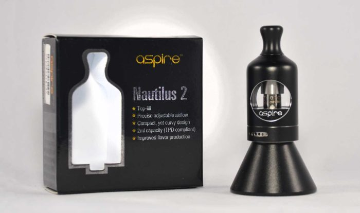 Aspire Nautilus 2 Available At Vapeloft MD