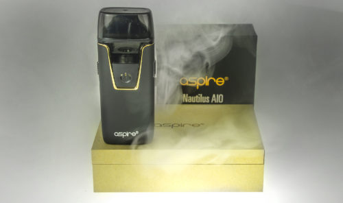Aspire Nautilus AIO Pod Kit
