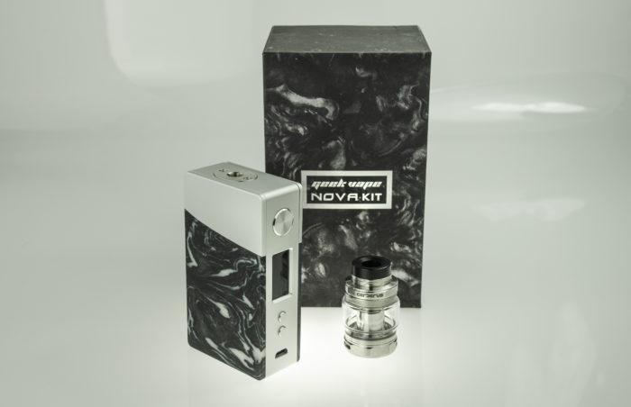 GeekVape Nova 200W TC Vape Starter Kit