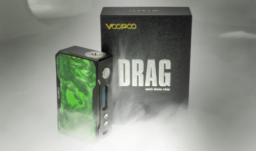 Voopoo Drag With Gene Chip