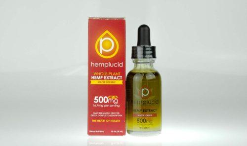 Hemplucid Tincture Vape 500MG