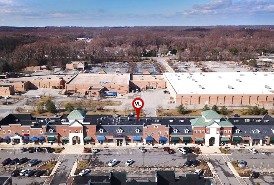 The Vape Loft In Edgewater Maryland Vape Shot Aerial View