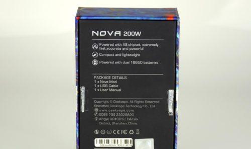 GeekVape Nova Box Mod