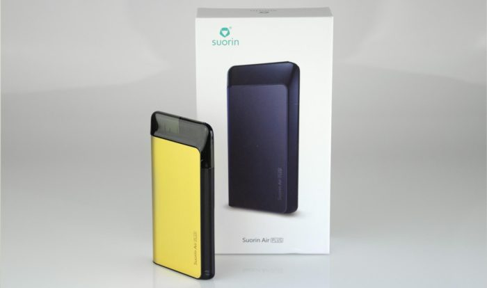 Suorin All-In-One Air Plus Pod System