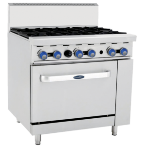 CookRite Gas Ovens
