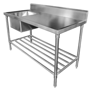 Sinks - Benches - Stands