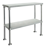 Benchtop Stainless Shelf