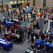 Student career fair