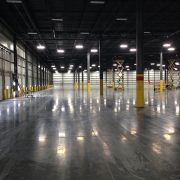 custom concrete commercial construction slab