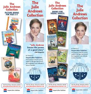 Julie-Andrews-Bookmark-Pack
