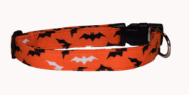 Bats Orange (Cotton)