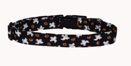 Ghost and Pumpkins (Cotton)