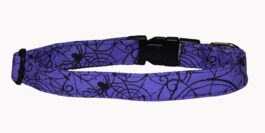 Spiderweb Dog Collar