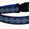 Scroll Dansk Dog Collar