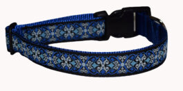 Scroll Dansk Dog Collar