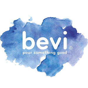 Bevi Logo – with tag 5.29