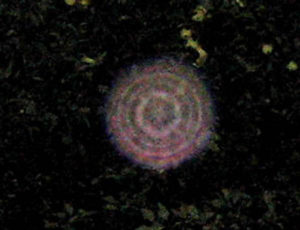 Red Cloak Tours gallery Image of a circular orb.