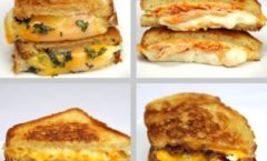 4 Of Our Favorite Grilled Cheese Sandwich Recipes