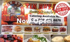 Tin Hut BBQ Pearl Highlands Center Restaurant
