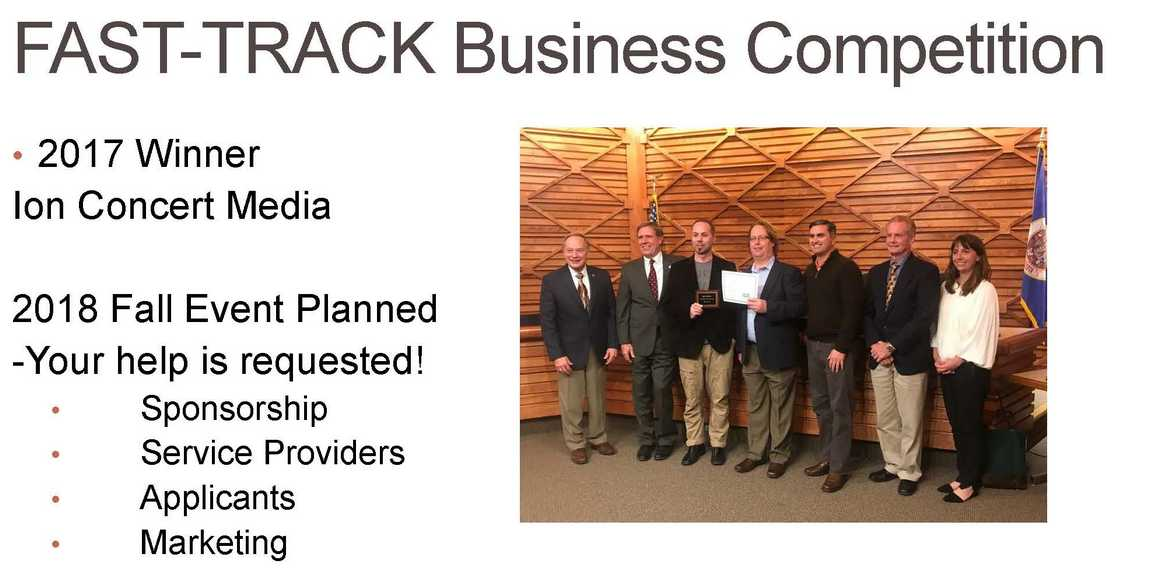Scott County seeks sponsors and service providers for 2018 FAST-TRACK Challenge