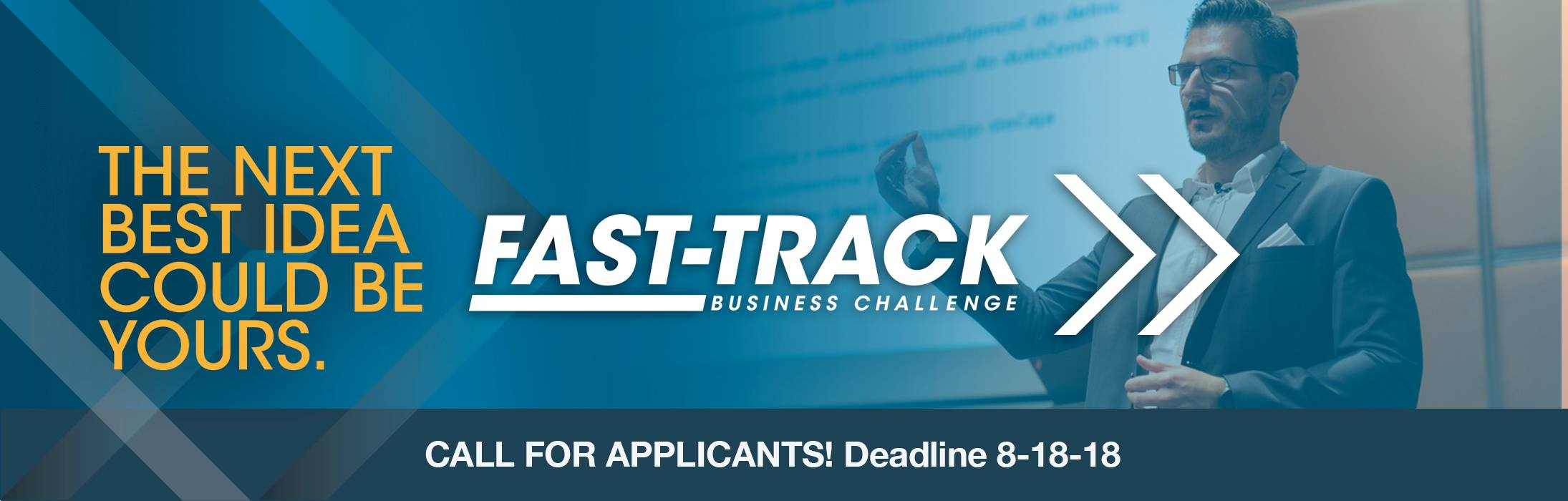 FSS Launches FAST-TRACK Challenge website and Facebook page