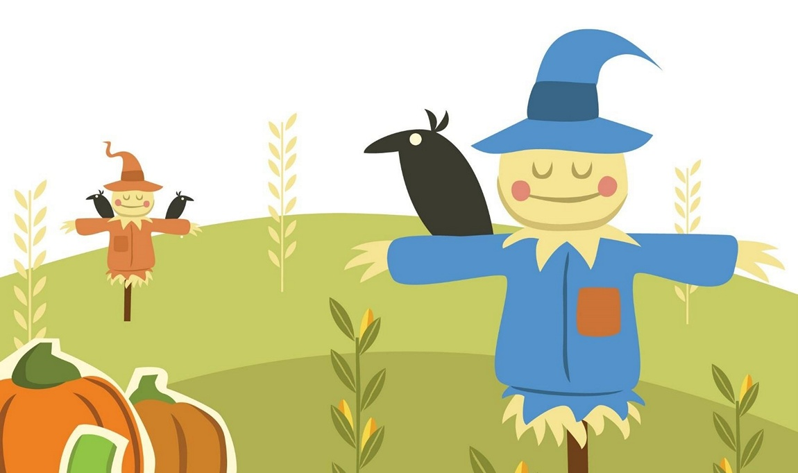 Celebrate fall! Join in our Scarecrow Contest for 2019!